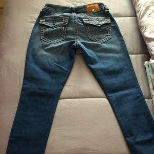 True religion jeans, curvy slim fit